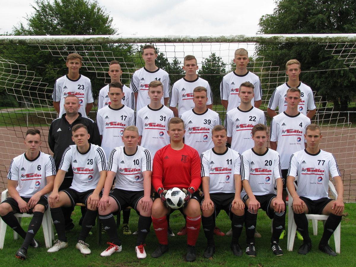 A-Jugend U19 Saison 18/19