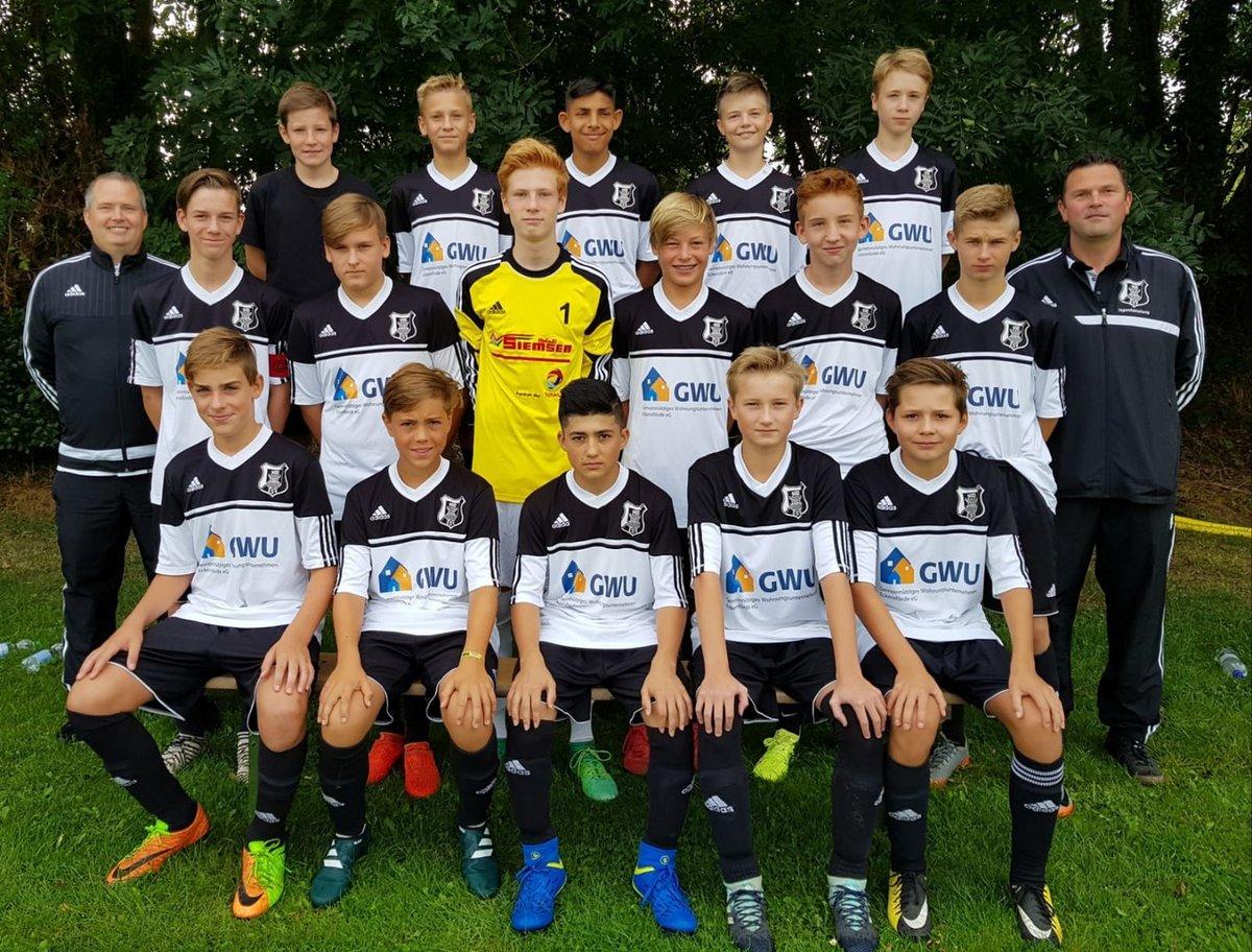 C-Jugend 1 U15 Saison 18/19