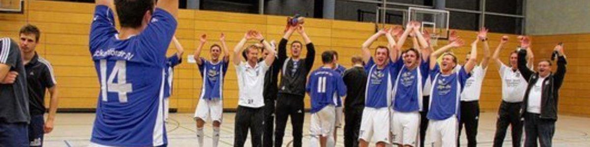 Liga souverän Hallenkreismeister 2013