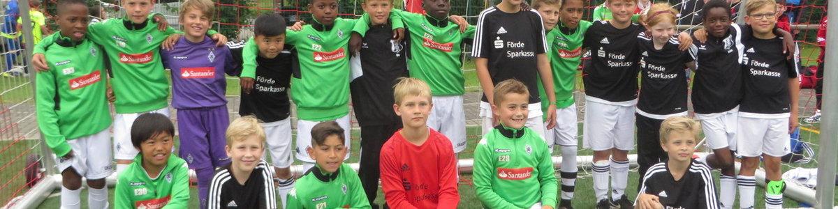 U10 belegt 7. Platz der Silberrunde beim PT Junior CUP in Verl