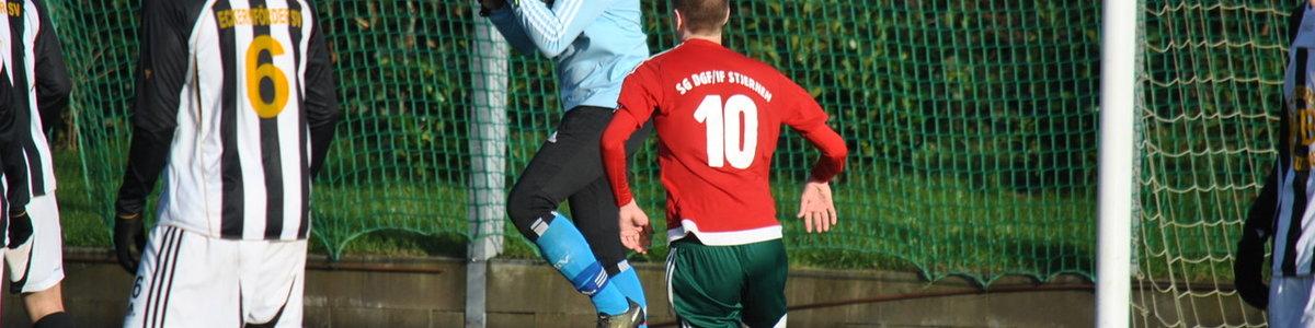 U19 verliert 1:3 beim Tabellenführer DGF