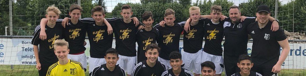 U15 schafft Aufstieg in die Oberliga