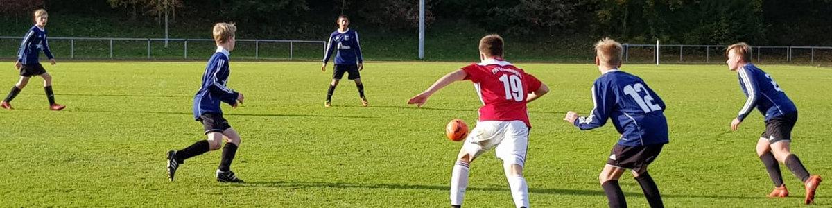 U15: Gut gespielt - keine Punkte