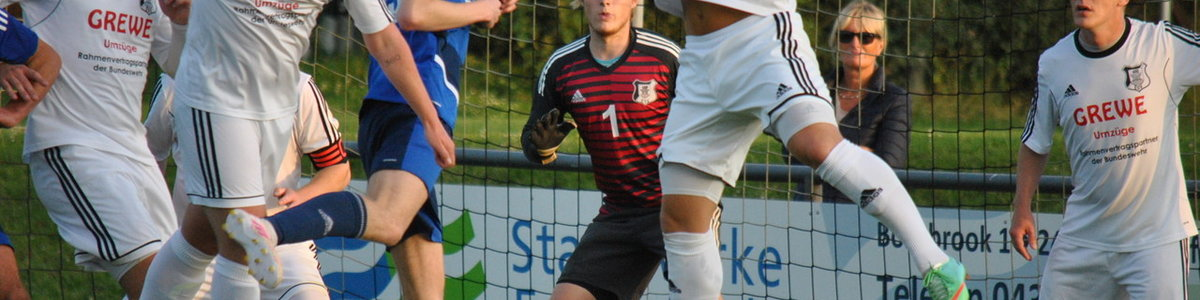 U23 - TSV Friedrichsberg/Busdorf 1:3 (1:1)