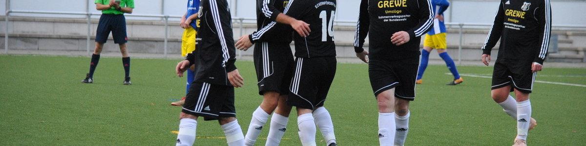 U23 auswärts 5:1 gegen Osterrönfelder U23