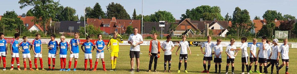 U11 - Saison-Highlight gegen Holstein Kiel