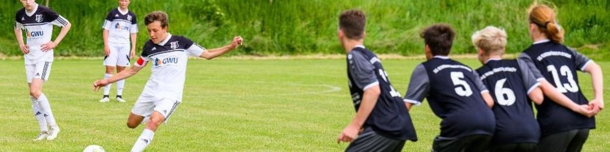 U15 freut sich über erneute Teilnahme am Landespokal...