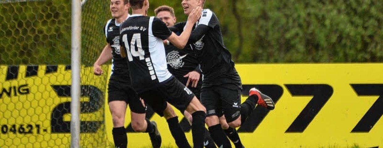 Ligamannschaft zeigt große Moral! 4:4 in Friedrichsberg