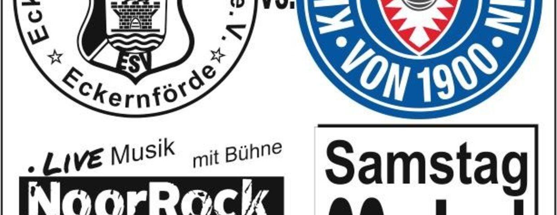 Holstein Kiel bestreitet Testspiel gegen den Eckernförder SV