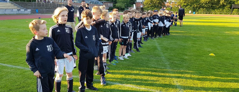 Unsere jungen Sportler brauchen Unterstützung