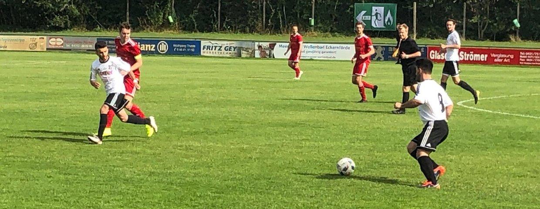 U23 - 2:3 gegen TSV Großsolt/Freienwill