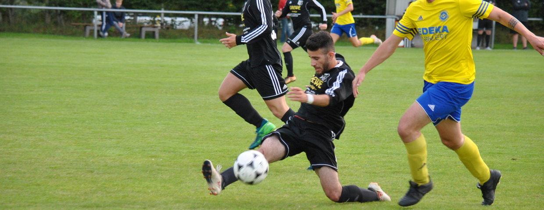 Osterbyer SV - U23 2:3 (0:1)