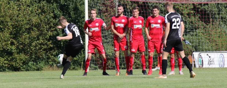 Punkteteilung in Bordesholm, Liga spielt 2:2