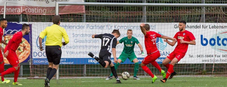 Auswärtsniederlage bei Inter Türkspor Kiel