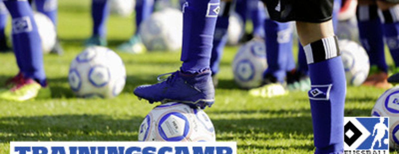 HSV-Fußballschule öffnet die Tore...