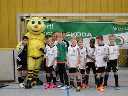 3. Internationaler Skoda Hülpert Indoor Cup