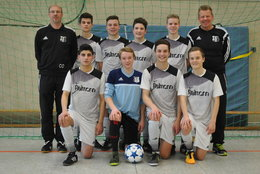 U17: 1. Platz Turnier in Büdelsdorf