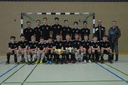 U15 Futsal-Turnier 24.01.16