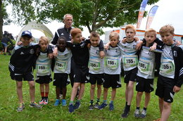 U11-1 beim Staffelmarathon in Eckernförde