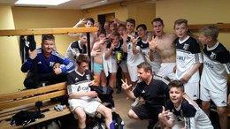 3:0 Sieg der U15 gegen den OTSV