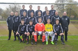 B-Jugend U17 Saison 17/18