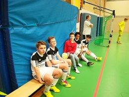 U13 belegt 2. Platz bei der SG Schleswig