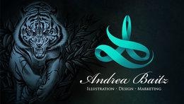Andrea Baitz - Illustration, Design & Marketing