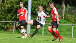 ESV U19 vs. SG Nordfriesland 1:4 (1:1)