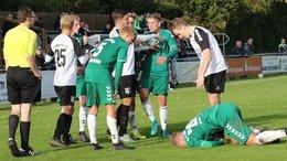 2:0 Heimsieg gegen Stjernen Flensborg