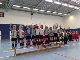 U8 gewinnt Turnier beim SV Fleckeby