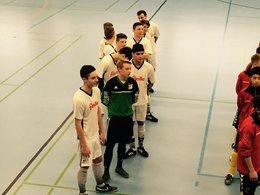 U17: guter 3. Platz in Preetz