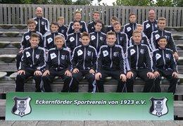 U15 Saison 15-16