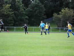 U15 Landespokal gegen Flensburg 08